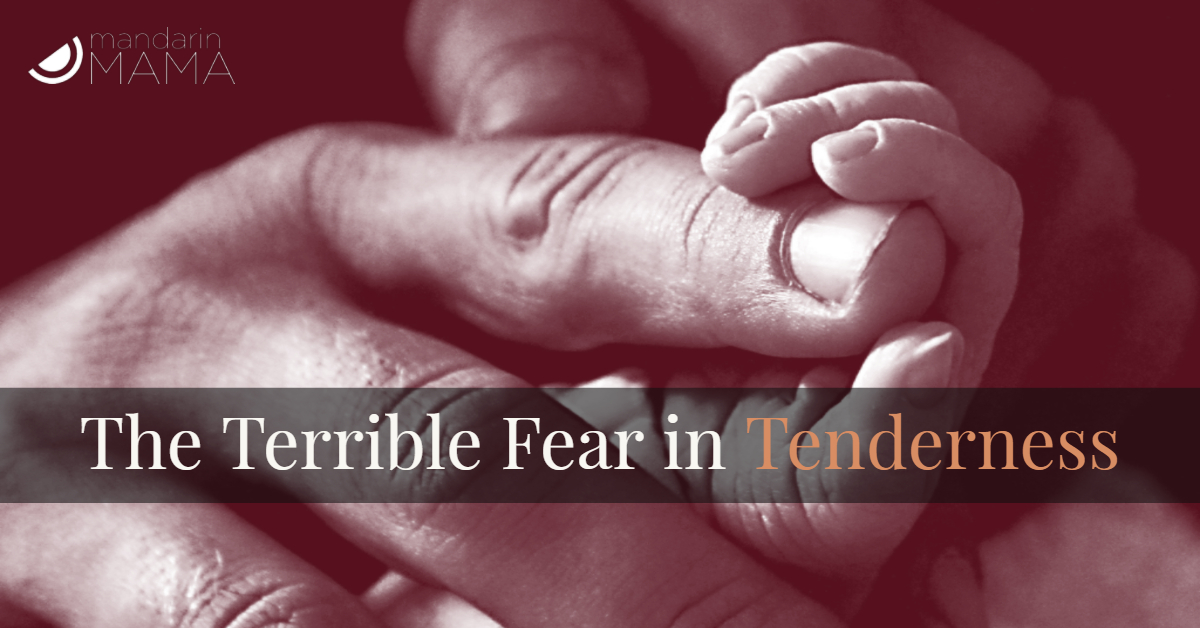 The Terrible Fear In Tenderness