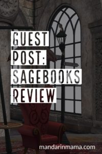 Guest Post: Sagebooks Review