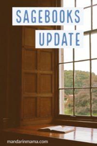 Sagebooks Update
