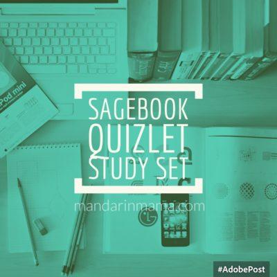 Guestpost: Sagebook Character Study Sets on Quizlet