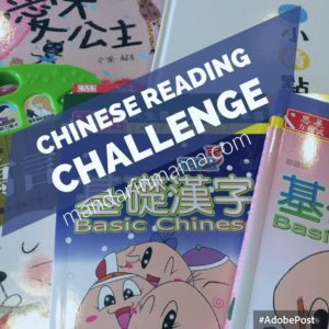 Chinese Reading Challenge