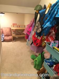 Dress up closet 2