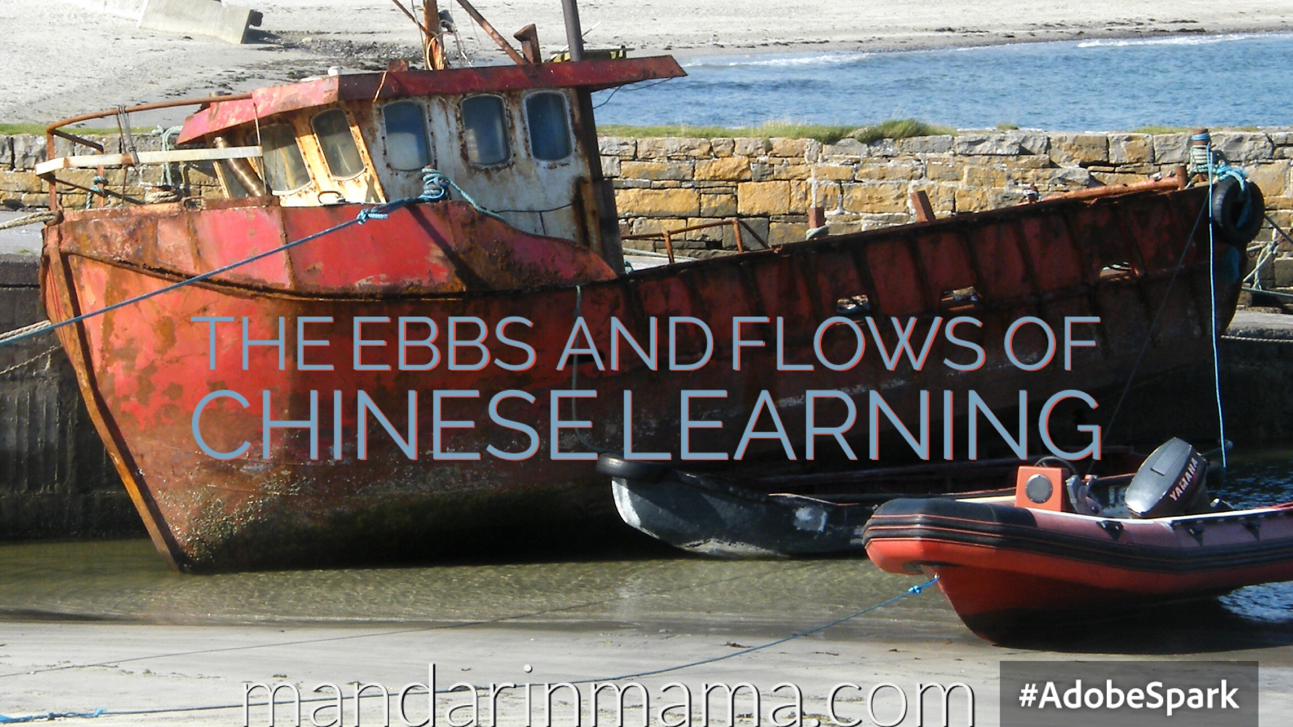The Ebbs and Flows of Chinese Learning