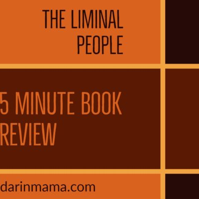The Liminal People: Book Review