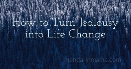 How to Turn Jealousy into Life Change