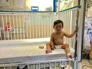 hospital baby