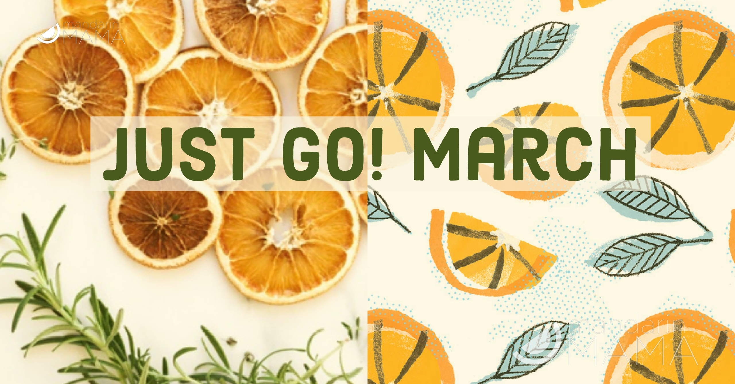 Just Go! March