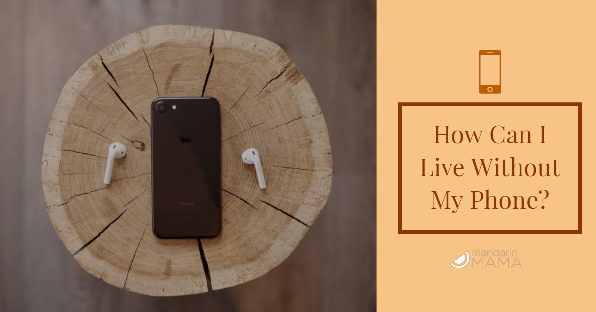 How Can I Live Without My Phone?