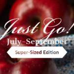 Just Go! July-September