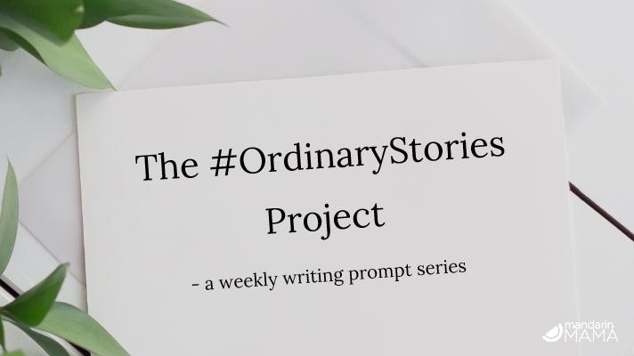 #OrdinaryStories Project