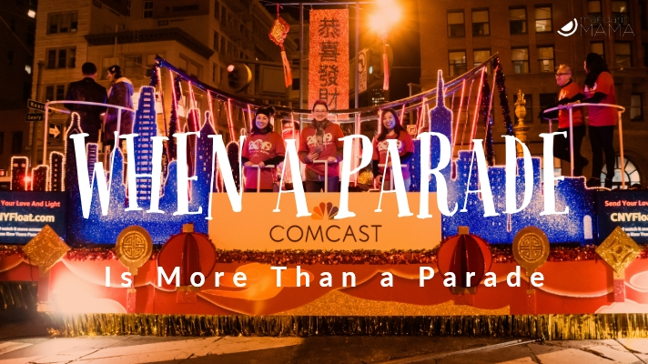 When a Parade is More Than Just a Parade