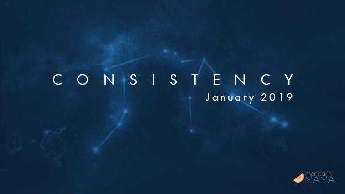 Consistency: January 2019