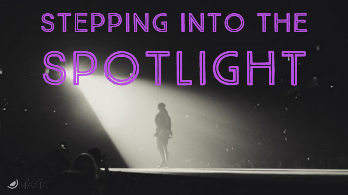Stepping Into the Spotlight