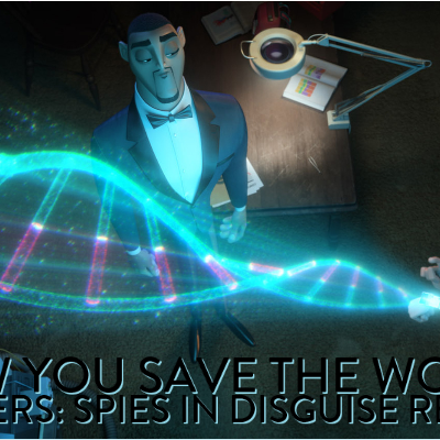 How You Save the World Matters: Spies in Disguise Review