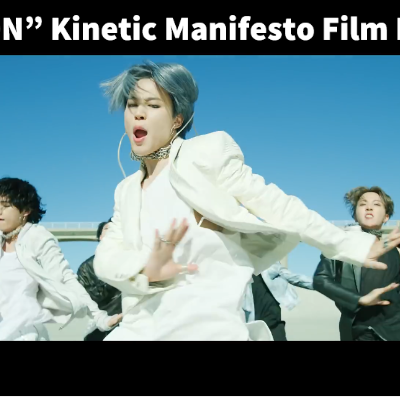 BTS 'ON' Kinetic Manifesto Film : Come Prima Review