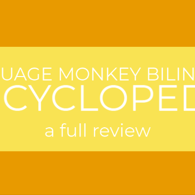 Language Monkey Review