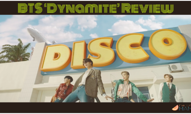 BTS 'DYNAMITE' REVIEW