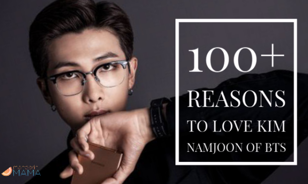 100+ Reasons to Love Kim Namjoon of BTS