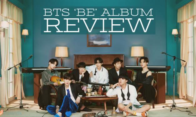 """BTS """"BE"""" Album Review"""