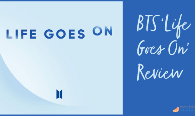 """BTS """"Life Goes On"""" Review"""