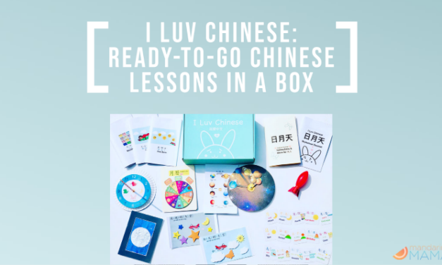 I Luv Chinese: Ready-to-Go Chinese Lessons in a Box