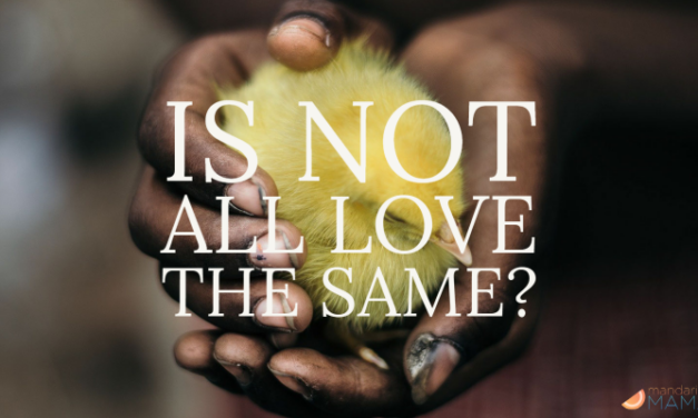 Is Not All Love the Same?